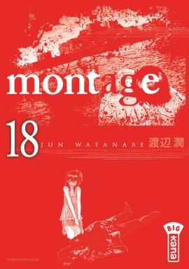 Montage T18, manga chez Kana de Watanabe