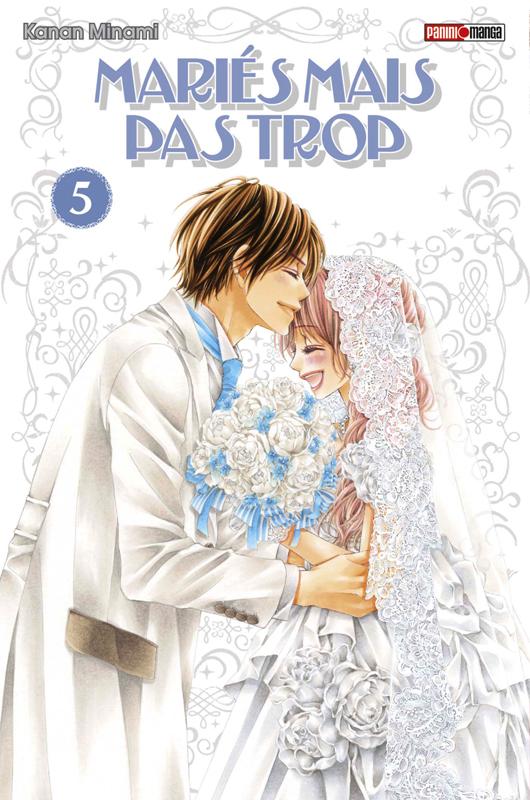 Mariés mais pas trop  T5, manga chez Panini Comics de Kanan