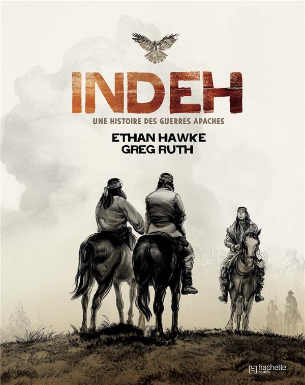 Indeh, comics chez Hachette de Hawke, Ruth