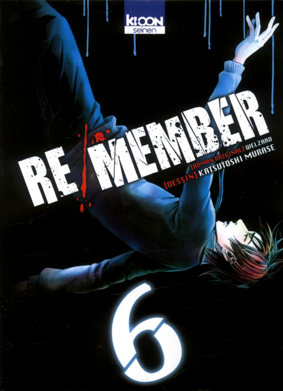 Re/member T6, manga chez Ki-oon de Welzard, Murase