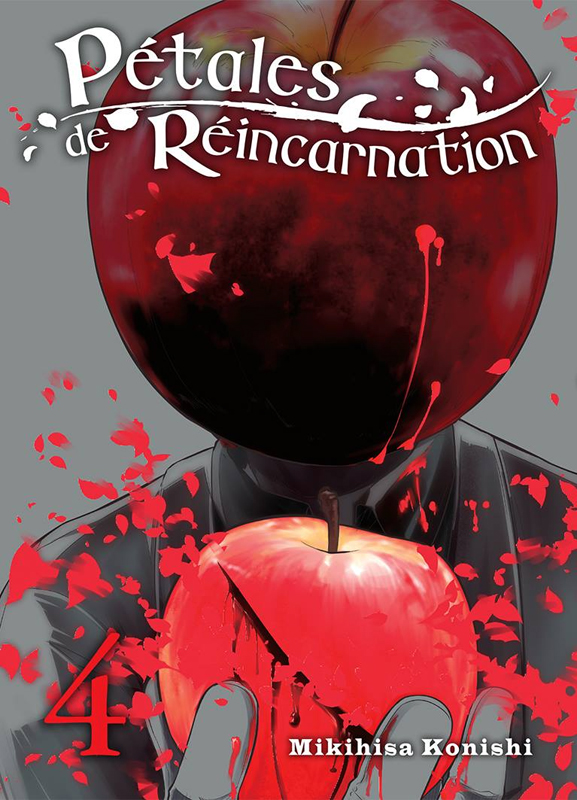 Pétales de réincarnation T4 : , manga chez Komikku éditions de Konishi