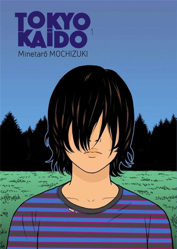 Tokyo Kaido T1, manga chez Le Lézard Noir de Mochizuki