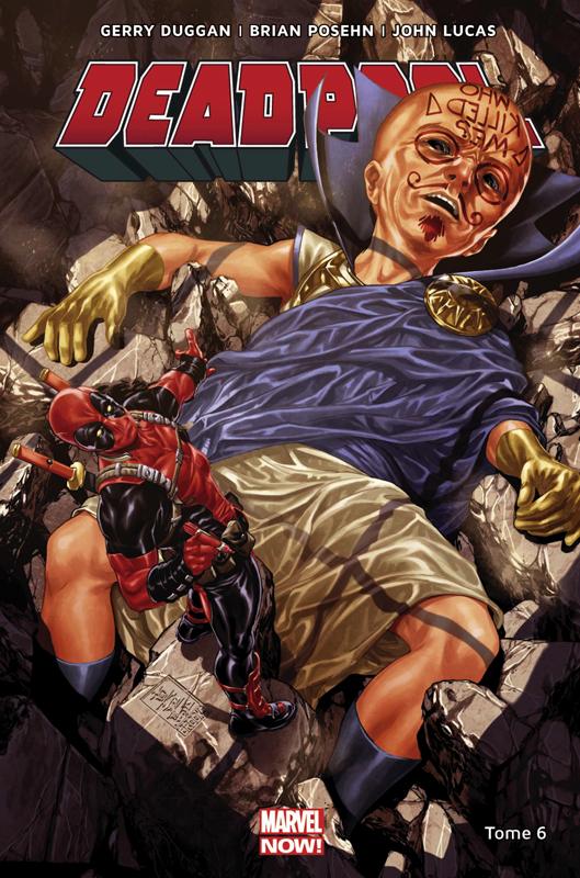 Deadpool (2013) T6 : Original Sin (0), comics chez Panini Comics de Duggan, Posehn, Koblish, Lucas, Staples, Brooks