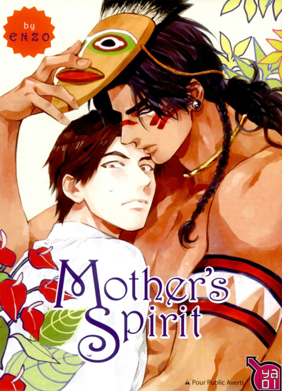 Mother's spirit, manga chez Taïfu comics de Enzo