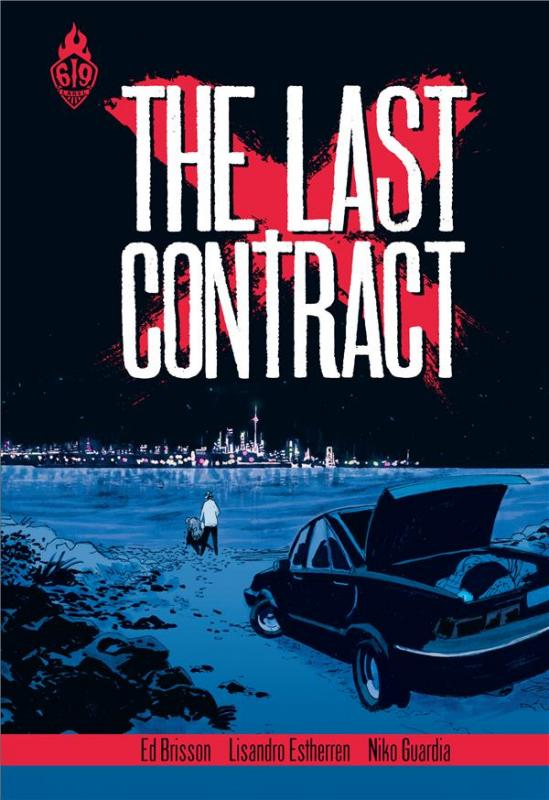 The Last Contract, comics chez Ankama de Brisson, Estherren, Guardia
