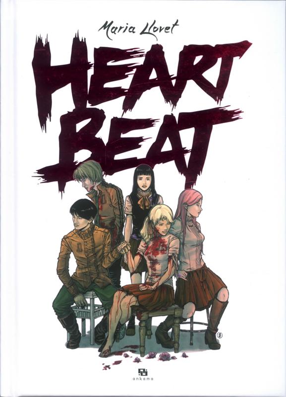 Heart Beat, bd chez Ankama de Llovet