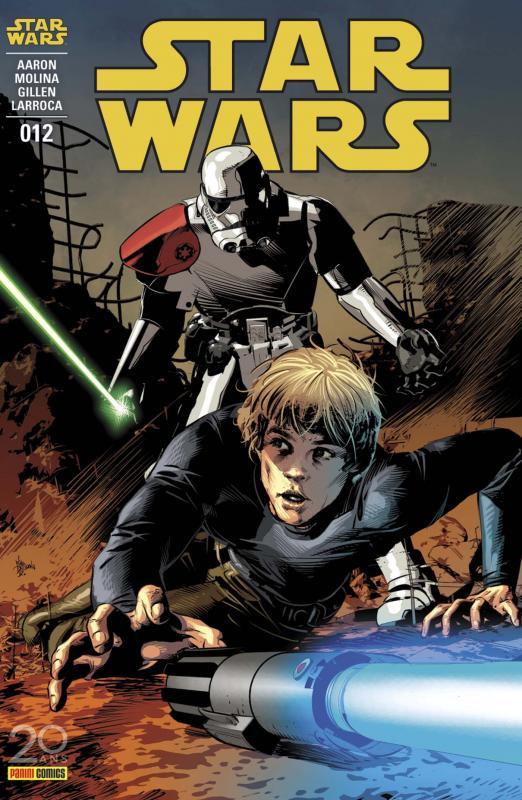 Star Wars (revue Marvel) V1 – V 1, T12 : Morit & Voidgazer (0), comics chez Panini Comics de Aaron, Gillen, Larroca, Molina, Milla, Delgado, Deodato Jr