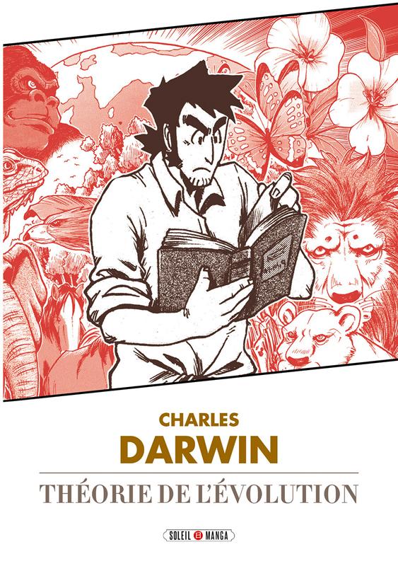 La théorie de l'évolution, manga chez Soleil de Variety artworks studio, Darwin