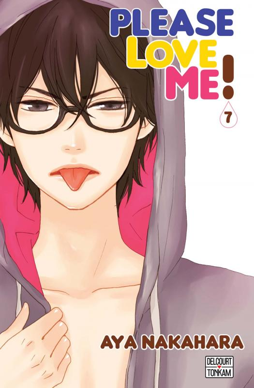 Please love me  T7, manga chez Delcourt Tonkam de Nakahara