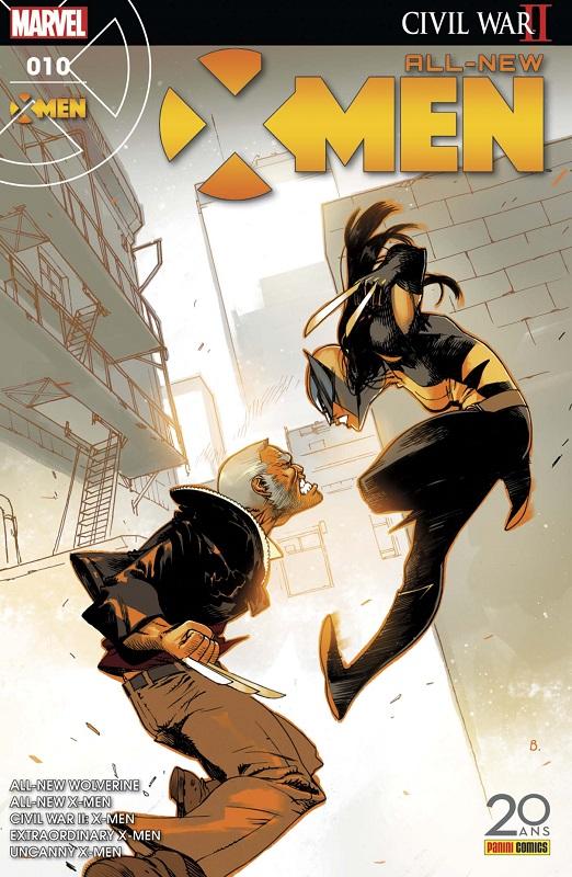 All-New X-Men T10 : Le destin (0), comics chez Panini Comics de Montclare, Taylor, Bunn, Lemire, Hopeless, Kampe, Mogorron, Broccardo, Bagley, Guara, Land, Curiel, Woodard, Ramos, Rauch, Herring, Aburtov, Bengal
