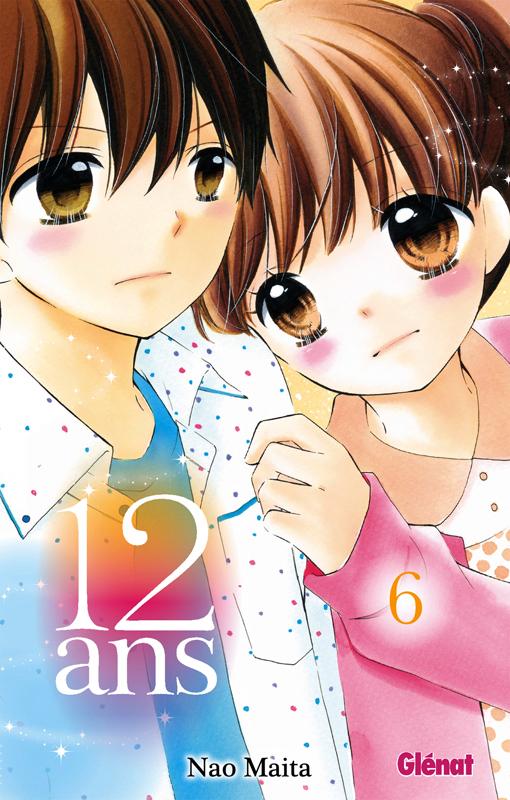 12 ans T6, manga chez Glénat de Maita