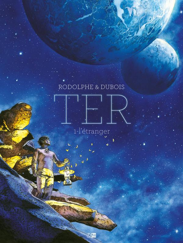 Ter (Maghen) T1 : L'étranger (0), bd chez Daniel Maghen de Rodolphe, Dubois