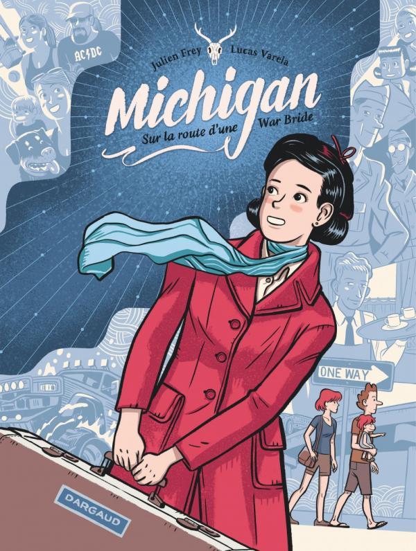 Michigan, bd chez Dargaud de Frey, Varela