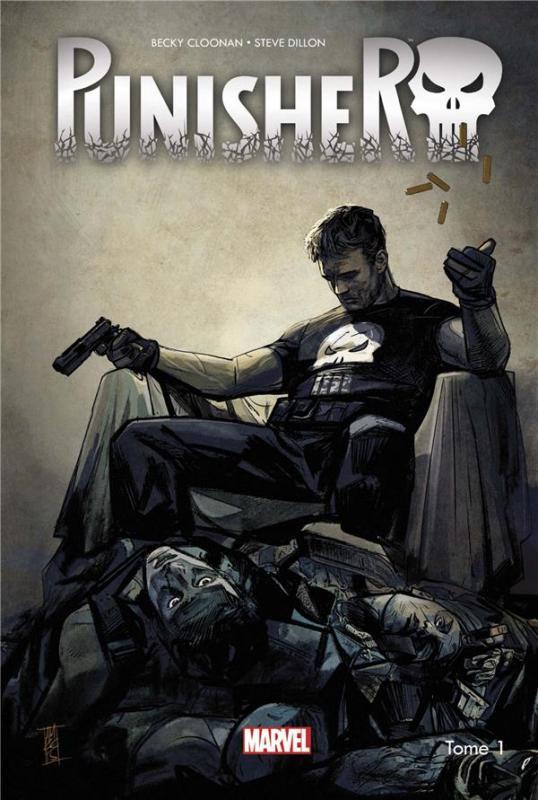 Punisher (2016) T1 : Opération Condor (0), comics chez Panini Comics de Becky Cloonan, Dillon, Duhig, Martin jr, Maleev
