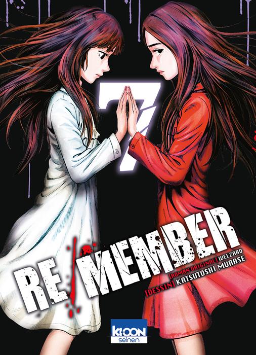 Re/member T7, manga chez Ki-oon de Welzard, Murase