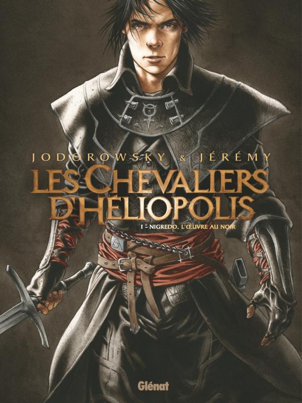 Les Chevaliers d'Héliopolis T1 : Nigredo, l'oeuvre au noir (0), bd chez Glénat de Jodorowsky, Jérémy, Felideus
