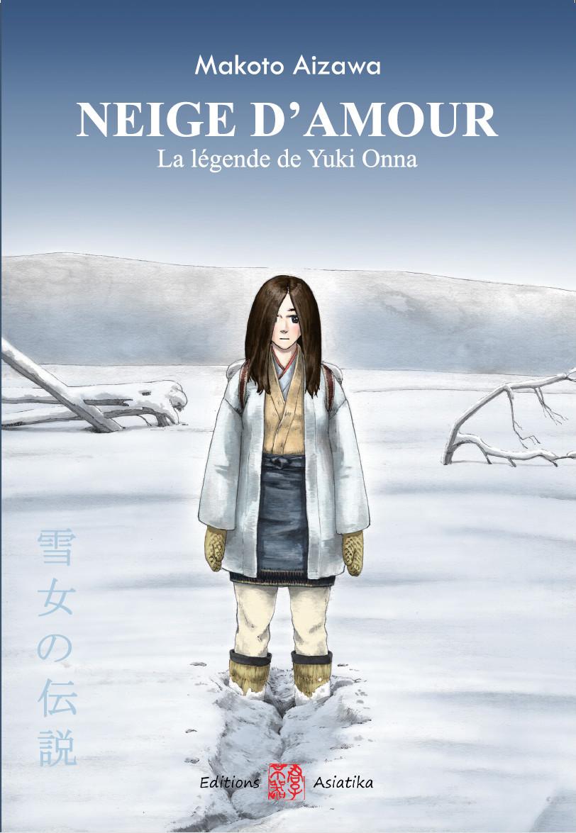 Neige d'amour : la légende de Yuki Onna, manga chez Asiatika de Aizawa