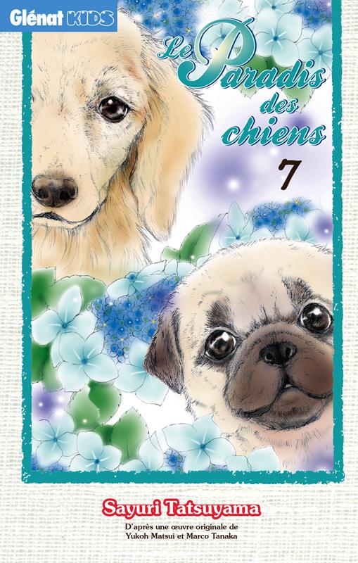 Le Paradis des chiens T7, manga chez Glénat de Matsui, Tatsuyama, Tanaka