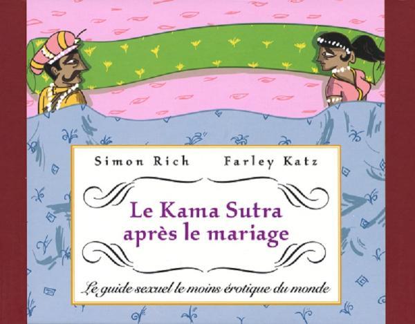 Le Kama sutra après le mariage, bd chez Hoebecke de Katz, Rich