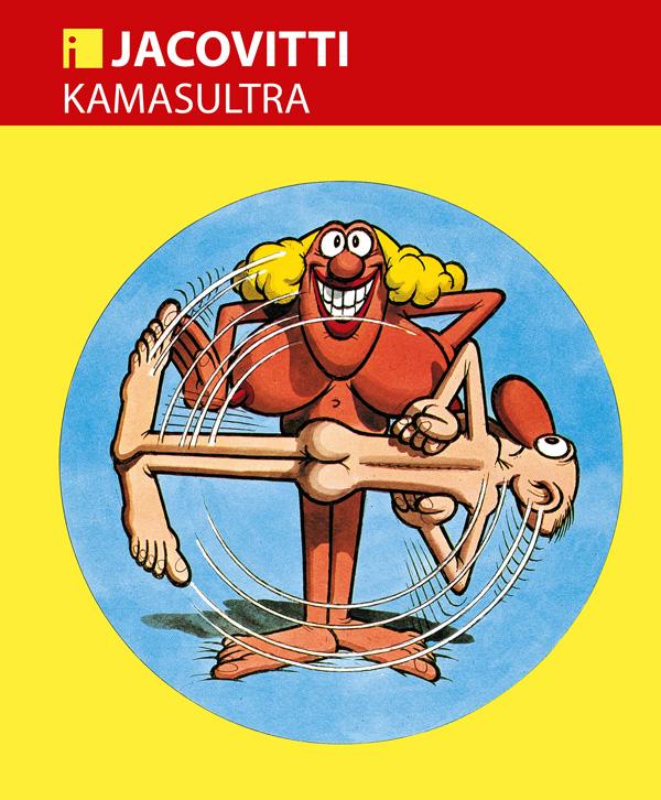 Kamasultra, bd chez Editions i de Jacovitti