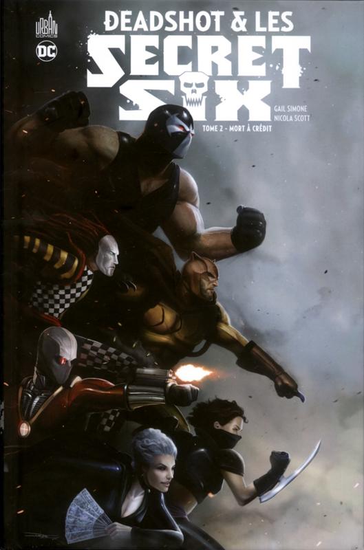 Deadshot et les Secret Six T2 : Mort à crédit (0), comics chez Urban Comics de Simone, Gould, Scott, Rodriguez, Pina, Wright, Luvisi