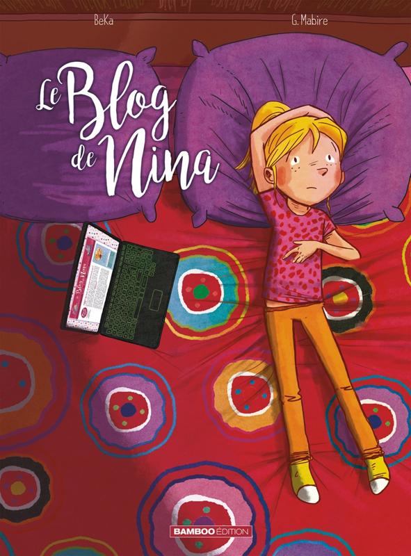 Le Blog de... : Nina (0), bd chez Bamboo de Beka, Mabire