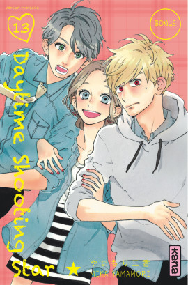 Daytime shooting star T13, manga chez Kana de Yamamori