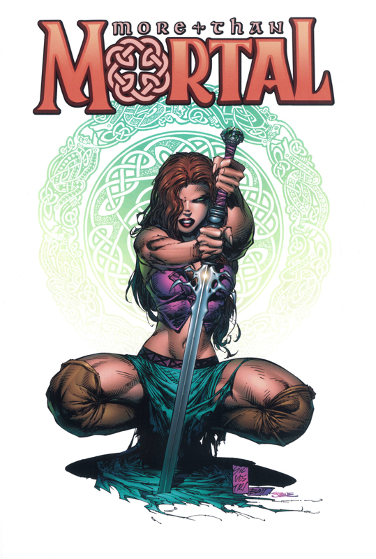 More Than Mortal T1, comics chez Réflexions de Scott, Firshow, Rix, Silvestri