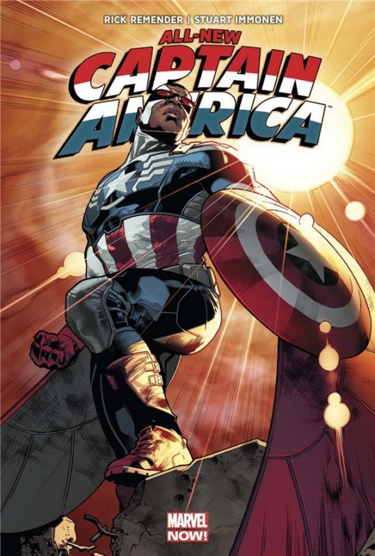 All-New Captain America (2015) : Le réveil de l'Hydra (0), comics chez Panini Comics de Remender, Immonen, Gracia, Navarro, Almara