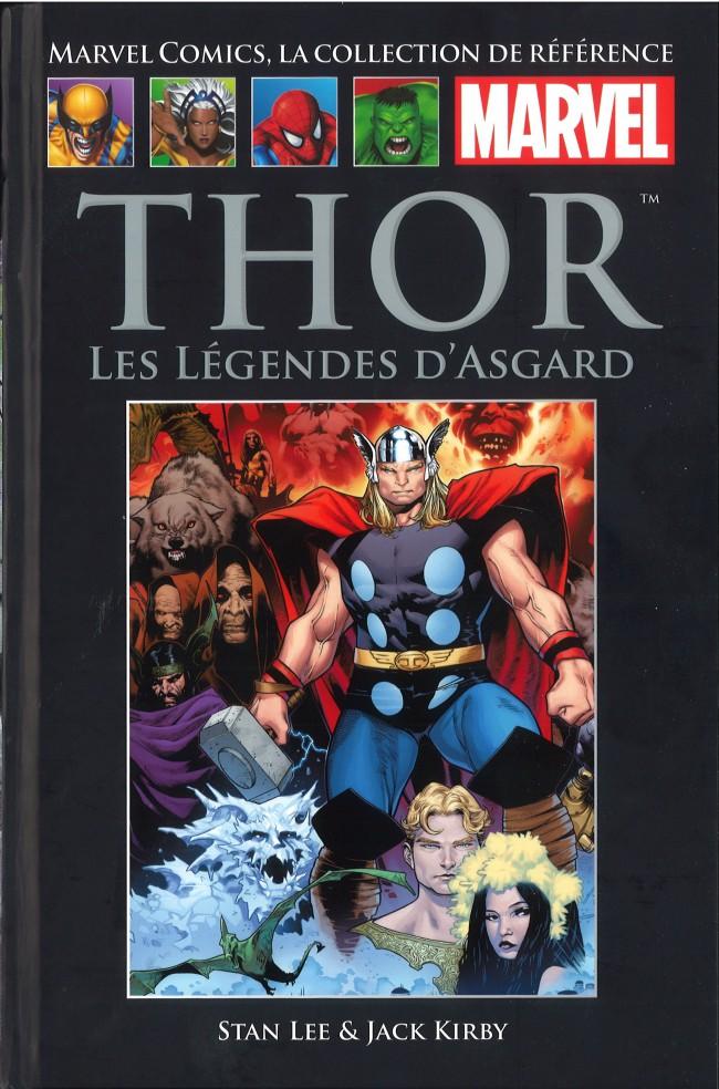 Marvel Comics, la collection de référence – Classic, T1 : Thor - Les Légendes d'Asgard (0), comics chez Hachette de Lee, Kirby, Milla, Coipel