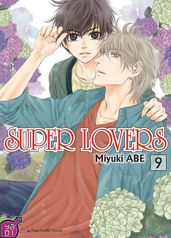 Super lovers T9, manga chez Taïfu comics de Abe