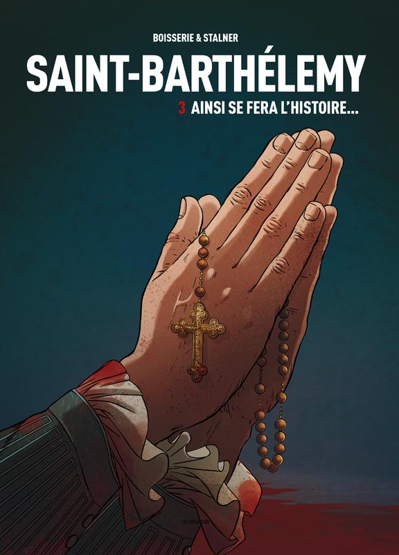 Saint-Barthélemy T3 : Scipio (0), bd chez Les arènes de Boisserie, Stalner, Fantini