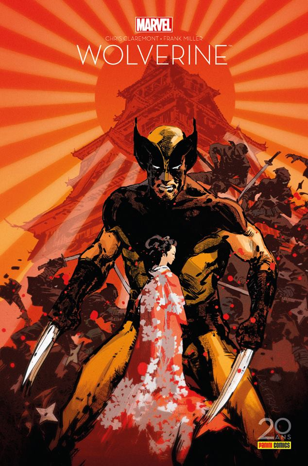 Wolverine : Edition 20 ans (0), comics chez Panini Comics de Claremont, Smith, Miller, Wein, Lauffray