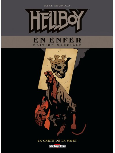 Hellboy en Enfer T2 : Edition spéciale (0), comics chez Delcourt de Mignola