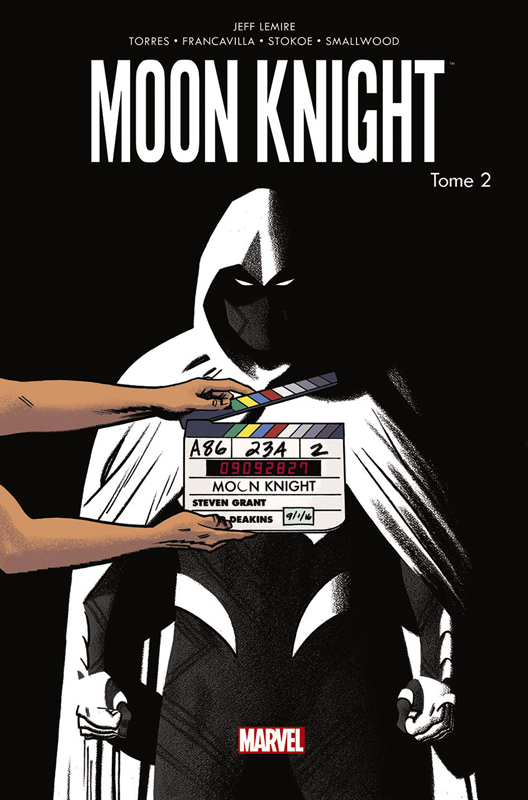Moon Knight (2016) T2 : Incarnations (0), comics chez Panini Comics de Moench, Lemire, Francavilla, Stokoe, Smallwood, Sienkiewicz, Torres, Bellaire, Gafford