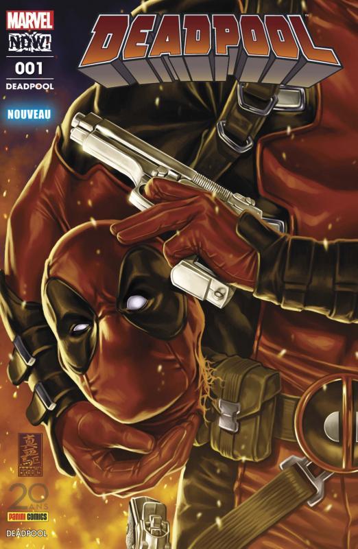 Deadpool (revue) T1 : Beaucoup de bruit pour Deadpool (0), comics chez Panini Comics de Doescher, Duggan, Lolli, Oliveira, Filardi, Guru efx, Brooks