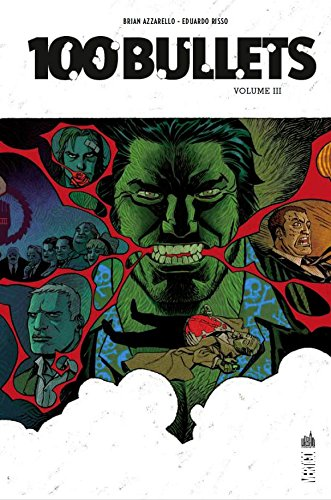 100 Bullets T3, comics chez Urban Comics de Azzarello, Risso, Mulvihill