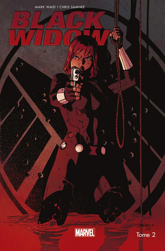 Black Widow (2016) T2 : Plus de secrets (0), comics chez Panini Comics de Waid, Samnee, Wilson