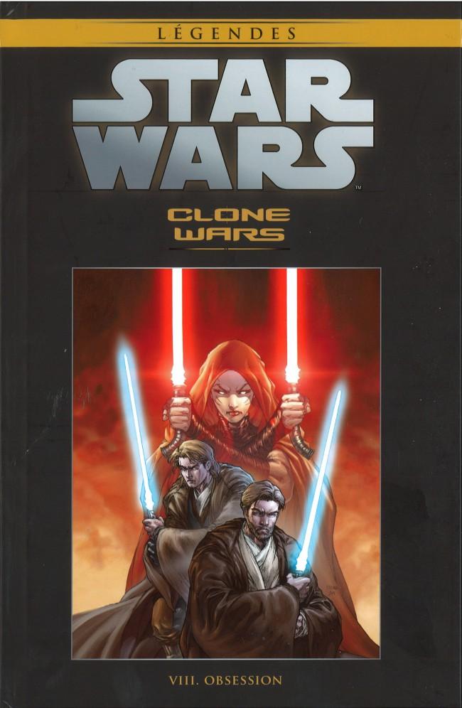 Star Wars Légendes T33 : Clone Wars - Obsession (0), comics chez Hachette de Blackman, Lane, Ching, Scott, Sno Cone Studios, Atiyeh