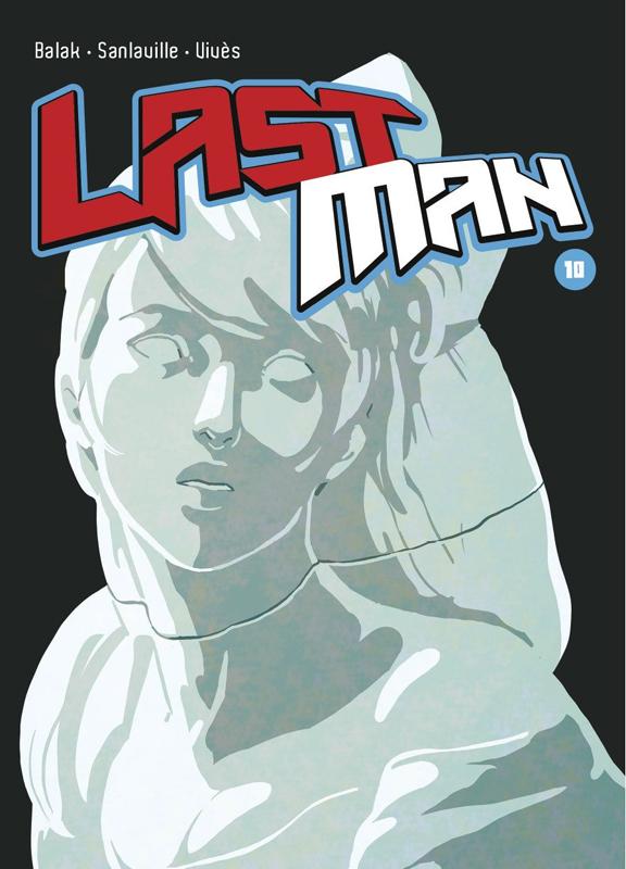 Lastman T10, manga chez Casterman de Balak, Sanlaville, Vivès