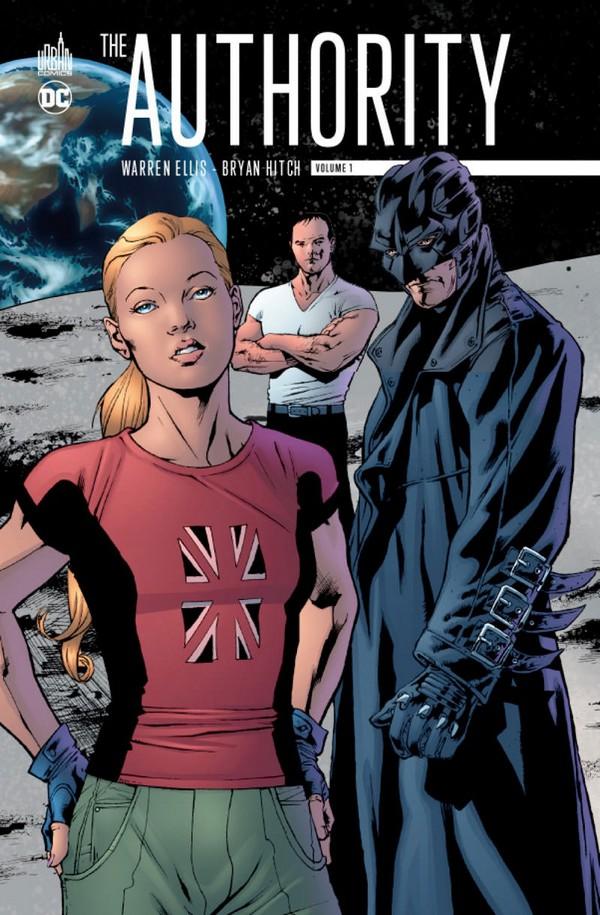 The Authority T1, comics chez Urban Comics de Ellis, Hitch, Martin