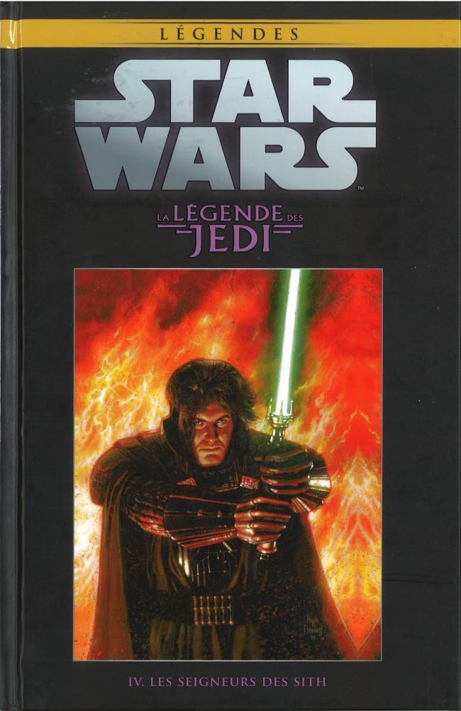 Star Wars Légendes T7 : La légende des Jedi - Les seigneurs des Sith (0), comics chez Hachette de Veitch, Anderson, Gossett, Wetherell, Rambo, Fleming
