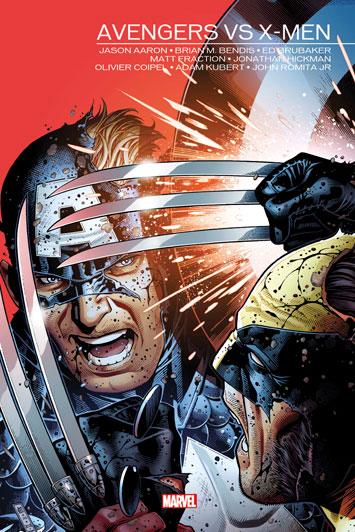 Marvel Events : Avengers vs X-Men (0), comics chez Panini Comics de Bendis, Hickman, Fraction, Brubaker, Aaron, Coipel, Kubert, Romita Jr, Cho, Molinar, Martin, Keith, Cheung