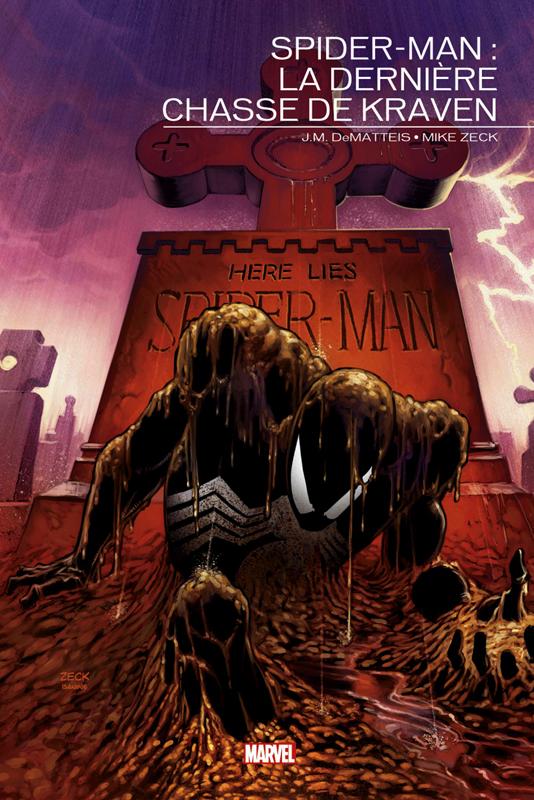 Marvel Events : Spider-Man - La dernière chasse de Kraven (0), comics chez Panini Comics de Dematteis, Zeck, Tetrault