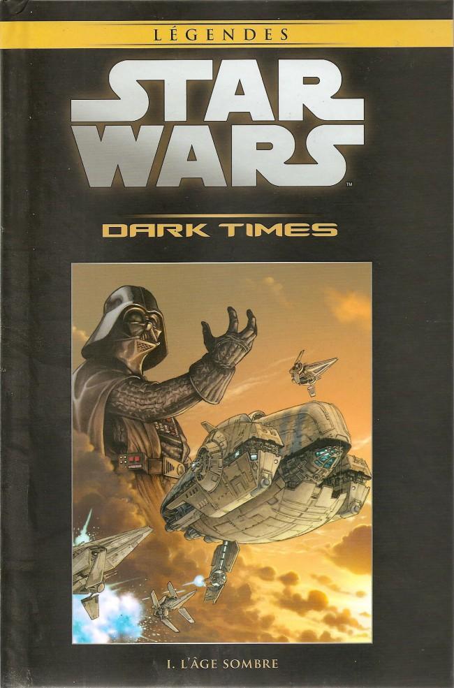 Star Wars Légendes T36 : Dark Times - L'âge sombre (0), comics chez Hachette de Hartley, Harrison, Wheatley, Pattison