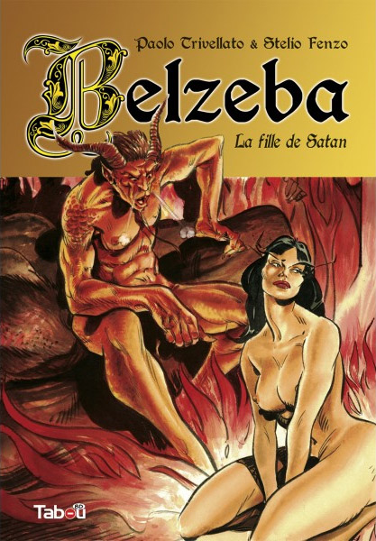 Belzeba, bd chez Tabou de Trivellato, Fenzo