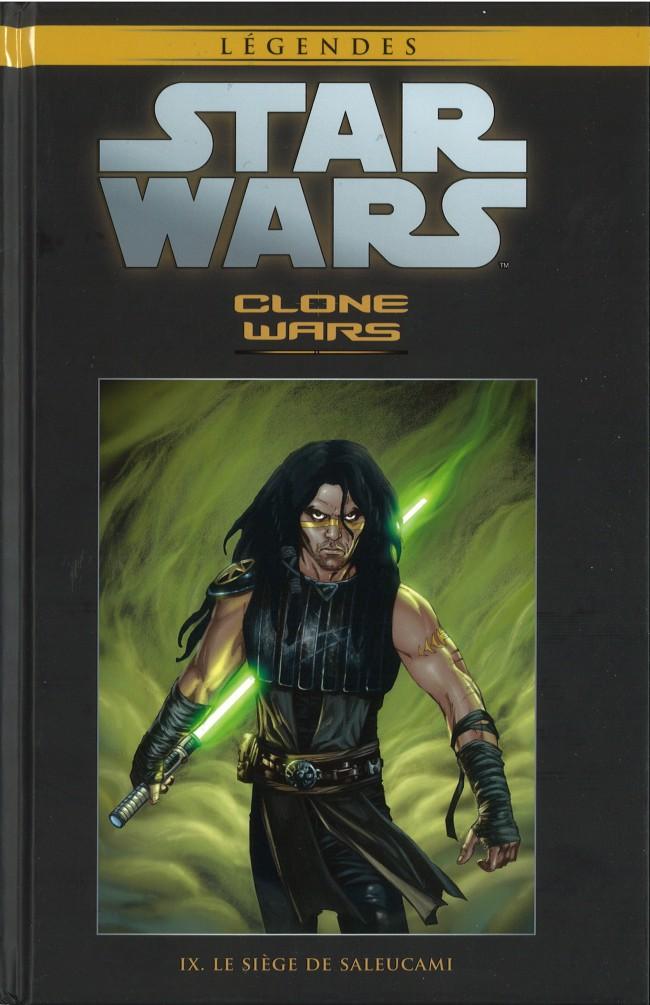 Star Wars Légendes T34 : Clone Wars - Le siège de Saleucami (0), comics chez Hachette de Ostrander, Duursema, Anderson