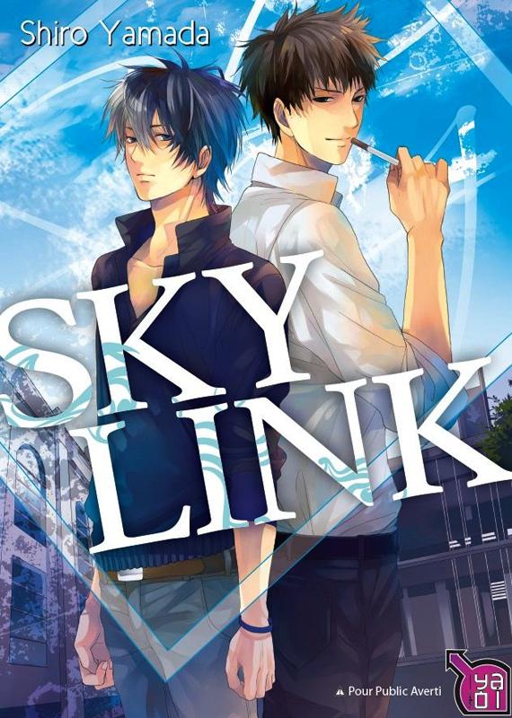 Sky link, manga chez Taïfu comics de Yamada