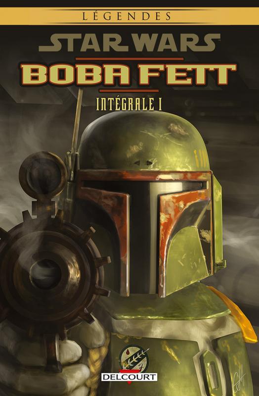 Star Wars - Boba Fett T1, comics chez Delcourt de Taylor, Scalf