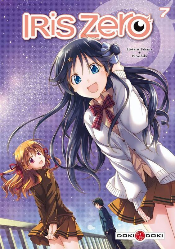 Iris zero T7, manga chez Bamboo de Piroshiki, Tanaka